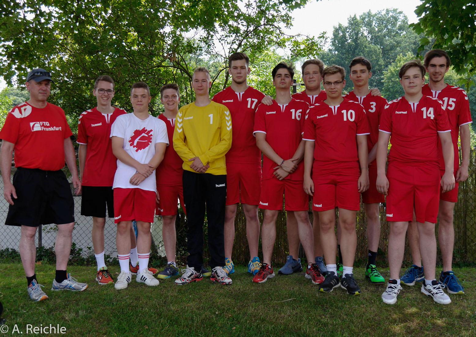 Und viele weitere Jugend und Aktiven Mannschaften..